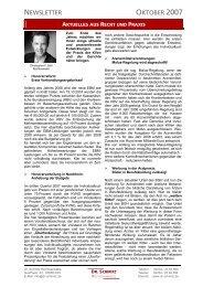 Download - Dr. Schmitz & Partner Rechtsanwälte Medizinrecht ...