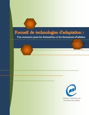 Recueil_technologies-adaptation