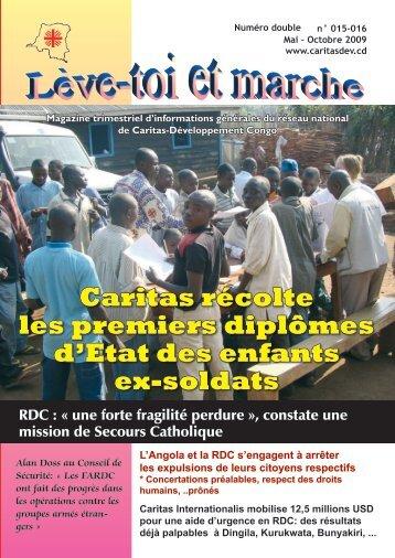 Developpment - caritasdev.cd