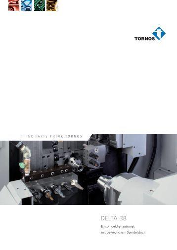 DELTA 38 - Teximp SA