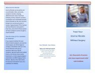 Brochure (8 1/2 x 11, landscape, 2-fold) - InSightec
