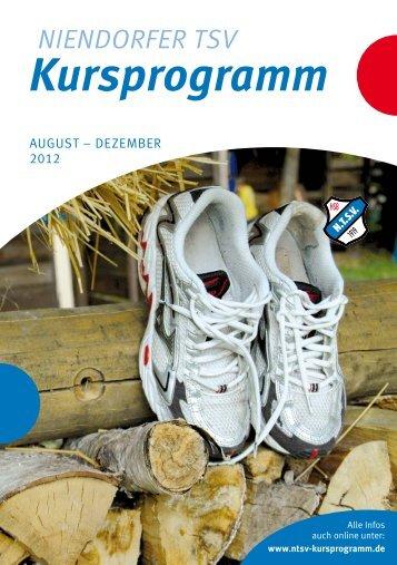Kursprogramm - Niendorfer TSV