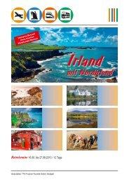 Irland mit Nordirland - Trautner-Touristik GmbH