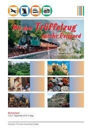 durchs Perigord - Trautner-Touristik GmbH
