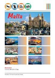 Malta - Trautner-Touristik GmbH
