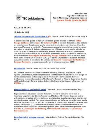 Jun 20, 2011 4:27:03 PM - Tecnológico de Monterrey