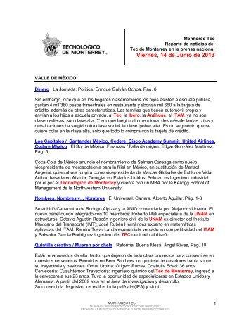 Jun 14, 2013 3:31:06 PM - Tecnológico de Monterrey