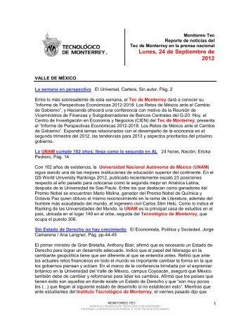 Sep 24, 2012 4:45:58 PM - Tecnológico de Monterrey