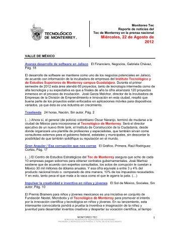 Aug 22, 2012 12:46:46 PM - Tecnológico de Monterrey