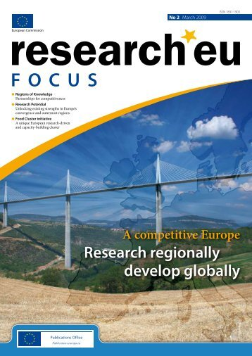 Research regionally develop globally - European Commission
