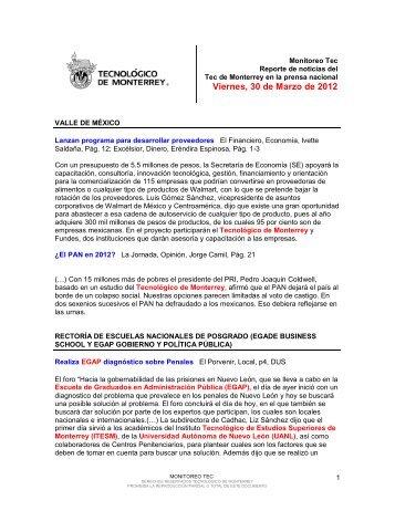 Mar 30, 2012 3:42:05 PM - Tecnológico de Monterrey