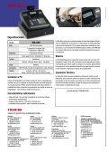 MA-600 - Toshiba Tec - Page 2