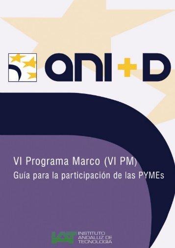 VI Programa Marco - PITA,es