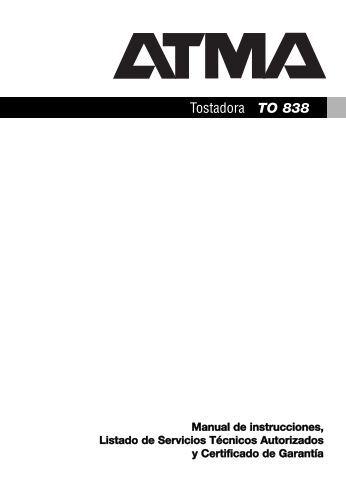 manual ATMA TO838.pdf