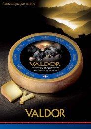Lien vers la fiche technique Fromage de Montagne du Valais - valait