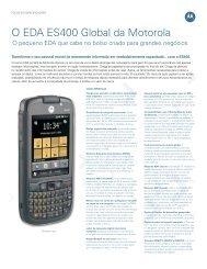 ES400 - Motorola Solutions