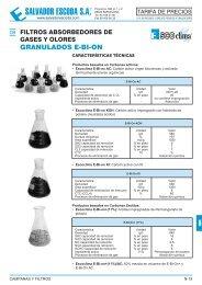Filtros absorbedores de gases y olores - El blog del instalador