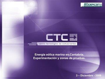 Presentación CTC Español - Reoltec