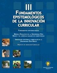 fundamentos epistemológicos de la innovación curricular