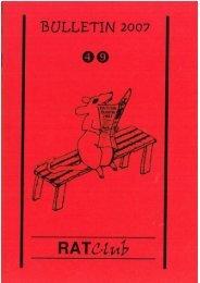 bulletin n° 49 - RATclub