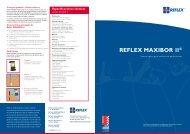 Catálogo REFLEX Maxibor II _ ES - Anzeve