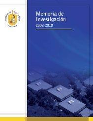 documento final Memoria 290211.indd - Universidad Don Bosco