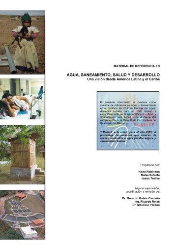 Agua, saneamiento, salud y desarrollo: una visión desde ... - BVSDE