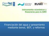 Instrumentos financieros - Cap-Net