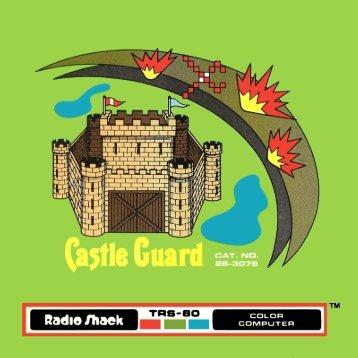 Castle Guard (Tandy).pdf - TRS-80 Color Computer Archive