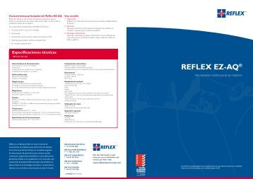 Catálogo REFLEX EZ-AQ _ ES - Anzeve