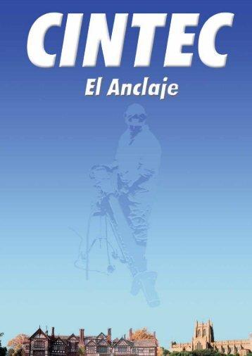 Catalogo general CINTEC ES - Anzeve