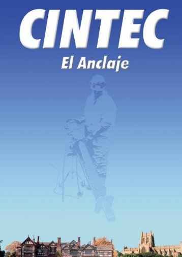 Catalogo general CINTEC ES - Anzeve