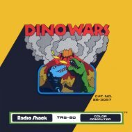 Dino Wars (Tandy).pdf - TRS-80 Color Computer Archive