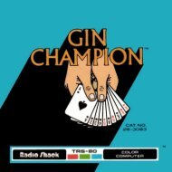 Gin Champion (Tandy).pdf - TRS-80 Color Computer Archive