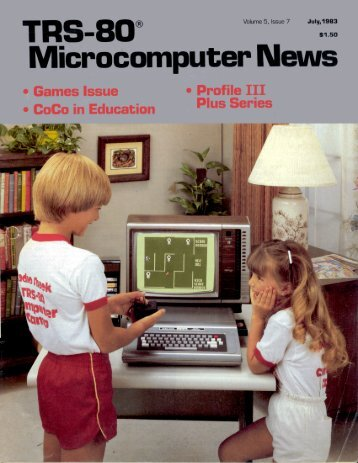 TRS-80 Microcomputer News Vol 5 Issue 7, July 1983.pdf
