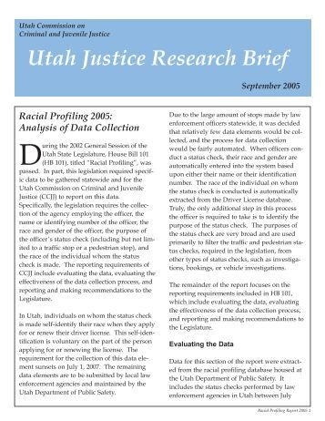 racial and criminal profiling a deductive Offender profiling and criminal differentiation david canter centre for investigative psychology, department of psychology, eleanor rathbone building this comparison between the deductive, 'fictional hero' approach and that of the.