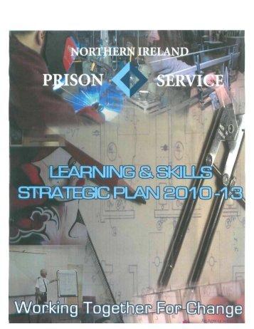 Learning & Skills Strategic Plan 2010-13 - Inside Time