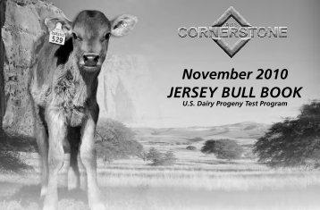 November 2010 JERSEY BULL BOOK - ABS Global