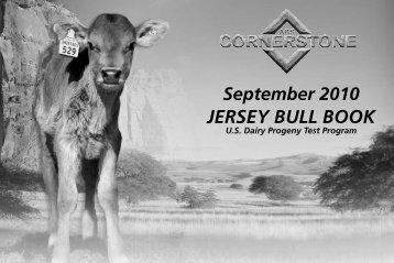 September 2010 JERSEY BULL BOOK - ABS Global