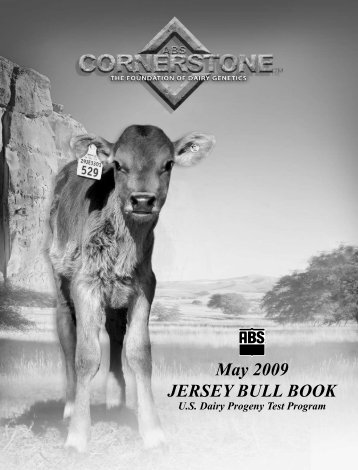 May 2009 JERSEY BULL BOOK - ABS Global, Inc.