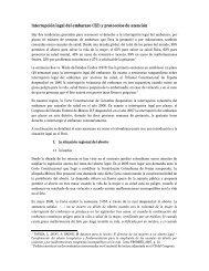 Interrupción legal del embarazo (ILE) y protocolos de atención