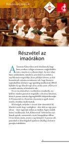 Aképmásodnak teremtettél Uram - Gast im Kloster - Page 3