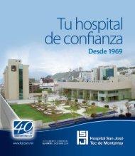Suplemento 2 HSJ 2009 (sin anuncios).indd - Hospital San José ...