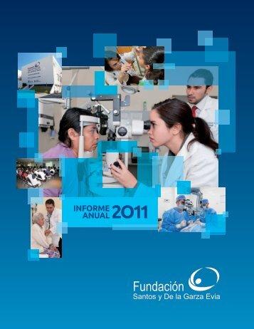 Informe Anual 2011 - Hospital San José Tec de Monterrey