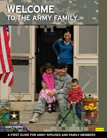 Army Spouse Guide - Military OneSource