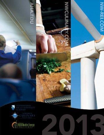 2013 catalog - International Air and Hospitality Academy