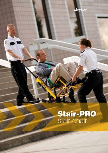 Stair-PRO Brochure - Stryker