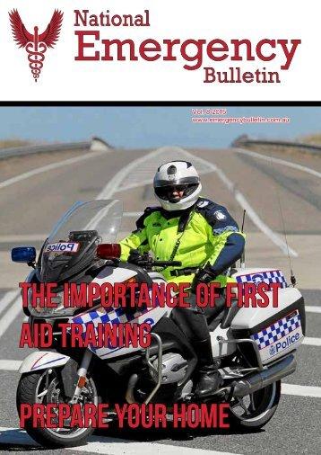 National Emergency Magazine Volume 8 2015