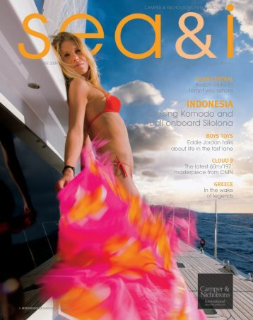 SuperYacht Business - February 2009 - CMN Yacht Division