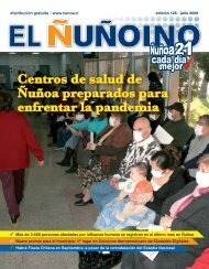 07. 2009 - Municipalidad de Ñuñoa